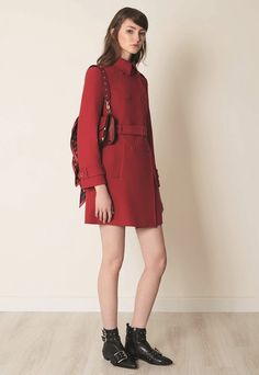 Red Valentino Pre-fall 2017: myfashion_diary