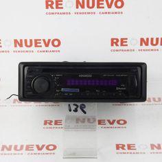 Autoradio MP3/Aux/USB KENWOOD KDC-BT31U de segunda mano E277533   Tienda online de segunda mano en Barcelona Re-Nuevo