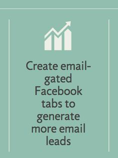 7 Tips: How to Generate Email Opt-ins on Facebook #Facebook