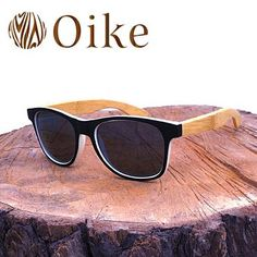 3d4023f17f2 OIKE Brand Designer Bamboo Polarized Retro Man Sunglasses Driving Rays  Polarized Vintage Wood Sun Glasses Oculos