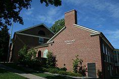 Rowland Lab School. My elementary school on the campus of Shippensburg University.