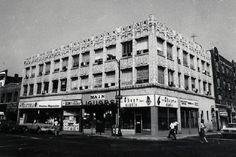 Corner of Main St & Centre Ave in New Rochelle.