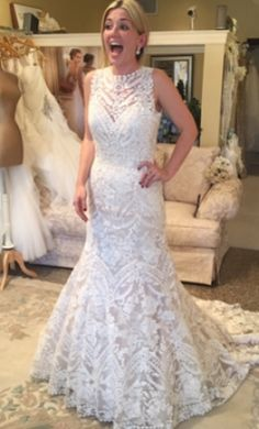 New (Un-Altered) Eddy K EK1021 Wedding Dress $1,250 USD. Buy it PreOwned now and save 37% off the salon price!