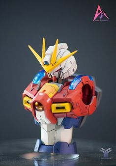 "Custom Build: HGBF 1/144 Build Burning Gundam ""Detailed"" - Gundam Kits Collection News and Reviews"