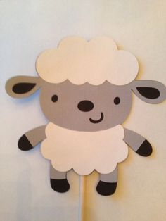 Farm Animal cutouts Barnyard animal cutouts die cuts die cut outs barn sheep pig chick cow # Eid Crafts, Diy And Crafts, Crafts For Kids, Paper Crafts, Farm Animal Party, Farm Party, Barnyard Animals, Cute Baby Animals, Animal Cutouts