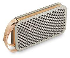 B&O PLAY BeoPlay by Bang & Olufsen (Grey) Portable Bluetooth® speaker at Crutchfield Radios, Bang And Olufsen, Speaker Design, Bluetooth Speakers, Portable Speakers, Bluetooth Amp, Marshall Speaker, Loudspeaker, Audio System