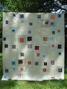 Culture Quilt by Thriftomancer  find it on flickr by clicking here: http://www.flickr.com/photos/50798012@N07/9656498013/in/pool-freshmodernquilts