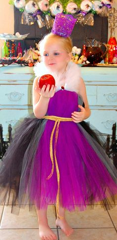 Atutudes Evil Queen Inspired Tutu Dress NEW for by atutudes