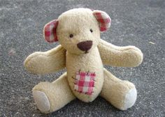DIY Crafts : DIY teddy bear in a few minutes