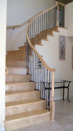 stairs - ironwork