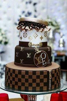 Fashion cake!!!