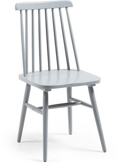 Tressia stoel grijs - LaForma