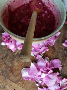 Rose marmalade  Różana marmolada  Konfitura z płatków róż  Najłatwiejsza i  najlepsza  Just loved recipe from www.klaudynahebda.pl