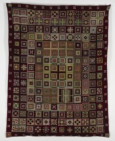 Soldier's Coverlet Antique Quilts, Patch, Eye Candy, Museum, War, Collections, Sewing, Antiques, Gallery
