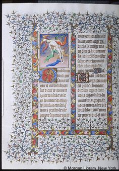 Book of Hours, MS M.1004 fol. 146v - Images from Medieval and Renaissance Manuscripts - The Morgan Library & Museum