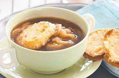 French onion soup by Matt Preston - Member recipe - Taste.com.au