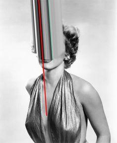 // L'Art De L'Erreur / Glitch Art W.A.N.M._Versaweiss