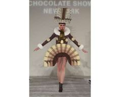 Fashion Made From Chocolate