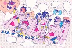 Boruto, Naruto Shippuden Sasuke, Naruto Kakashi, Sasunaru, Naruhina, Naruto Shuppuden, Sasori And Deidara, Deidara Akatsuki, Konan
