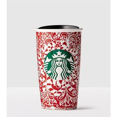 Starbucks Coffee, Tea, Drinkware   Starbucks® Store ❤ liked on Polyvore featuring home and kitchen & dining