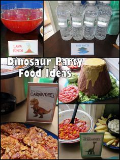 Mom's Tot School: The Good Dinosaur Birthday Party!                                                                                                                                                     More