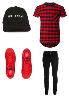 """""""Concert Swag"""" by deniquepeavy on Polyvore featuring Topman, adidas, men's fashion and menswear"""