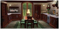 Jogo de Jantar Vila Mediterrânea - Store - The Sims™ 3