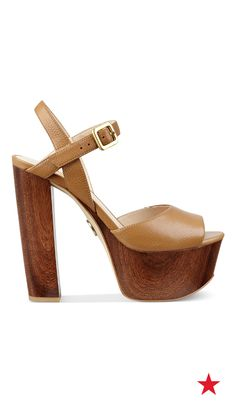 Add major spring glam to your closet this weekend with a sassy pair of sky-high platforms. Try this pair of Guess Den sandals with a cute belted shirt-dress and take on the weekend in fab style Open Toe Sandals, Shoes Sandals, Buy Shoes Online, Shoes With Jeans, Shoe Shop, Vintage Shoes, Platform Shoes, Beautiful Shoes, Fashion Shoes