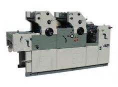 Europe Printing Machinery Industry 2016 Market Research Report