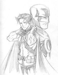 Tim sketch by *0boywonder0 (Marcus To)