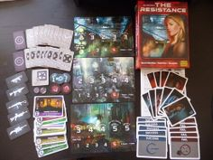 The Resistance | Image | BoardGameGeek