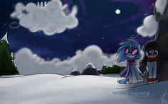 Winter's Beginning by Dreatos.deviantart.com on @DeviantArt