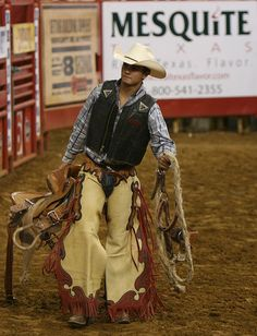 A Cowboy ? Yes, Please !