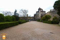 Visit Tomar and go to the Convent of Christ - a place built for the Order of the Knights Templar.