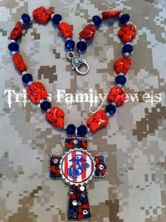 USMC Necklace