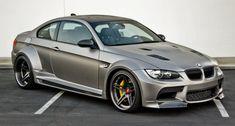 BMW automobile - with Vorsteiner widebody kit. Bmw M3, E60 Bmw, Super Sport, Super Car, My Dream Car, Dream Cars, Bmw X5 F15, Bmw M Series, Automobile