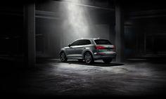 2018 Audi Q5 on Behance