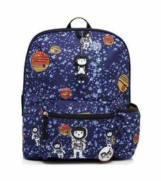 Babymel Kid's Backpack - Spaceman