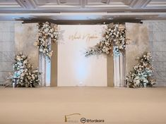#weddingdecorationthailand #thesukhothaibangkok #graphicweddingstyle #weddingreceptionthailand #weddingceremony  #fordeara #fordearaweddings  #minimalwedding #minimalweddingstyle #weddingbackdrop #backdropgold #backdropสีทอง #ฉากถ่ายรูปงานแต่ง #ตกแต่งงานแต่งงาน #การแต่งงาน #modernbackdrop #backdropเรียบหรู #แบลคดรอปสีน้ำทอง Wedding Stage Design, Wedding Designs, Flower Decorations, Wedding Decorations, Funeral Sprays, Background Decoration, Wedding Backdrops, Wedding Background, Flower Backgrounds