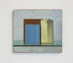 Jude Rae is an Australian artist best known for her paintings of objects, people and architectural interiors. The unremarkable, non-narrative imagery she employs allows the attention to dwell on the formal and material aspects of painting, encouraging a more reflective approach to visual perception.