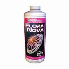 General Hydroponics FloraNova Bloom by General Hydroponics. Save 59 Off!. $16.35. Optimum nutrient absorption is aided by natural humic extracts for increased quality and superb yields. General Hydroponics FloraNova Bloom. The unique formulation of highly purified minerals and natural additives combines the benefits of both organic and soil-less gardening methods. Measures 3.3-inch in length by 3.3-inch in width by 8.6-inch in height. General Hydroponics Flora Nova Bloom represen...