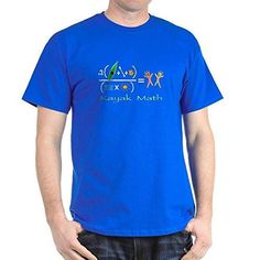 Kayak Math T-Shirt Show off your love of the water and kayaking with this great Kayak Math T-Shirt. 100% Cotton Available in Black or Blue Sizes S-XXL Please allow 10-14 business days for delivery. Ge