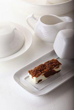 Cheesecake with chocolate biscuit crumble | תיק אוכל: עוגות גבינה פירורי עוגיות ושוקולד