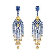 Biennale des Antiquaires: Chaumet previews high jewellery collection that captures a watery wonderland   The Jewellery Editor