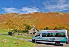 C-Art Cumbria Artist Open Studios 2012 - Minibus tours courtesy of Mountain Goat