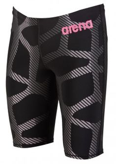 0800ca1dc5 Arena 2016 ST Limited Edition Jammers - Black / Grey are FINA approved and  available at Sport Fox's Arena swim shop