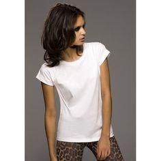 T-Shirt donna in cotone biologico