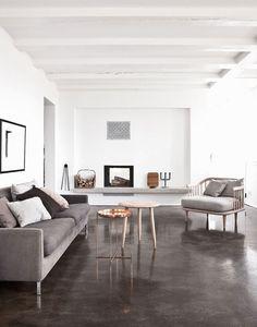 Dit interieur ademt Scandinavisch design! #scandinavisch #design #interieur
