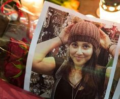 Germany Pays Tribute To Student Killed For Helping Harassed Women
