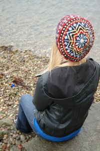 Weisdale Tam - Jamieson and Smith, Real Shetland Wool, Fair Isle Knitting, Shetland Wool, Knitting Patterns, Yarn £17.75 kit
